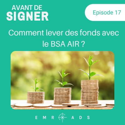 Comment lever des fonds avec le BSA AIR ? cover