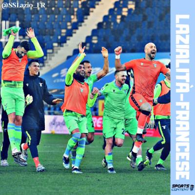 La Lazio 5 sur 5 cover