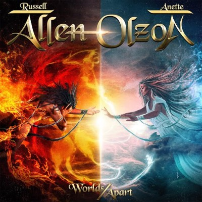 213Rock Harrag Melodica Podcast Interview with Anette Olzon Allen - Olzon Worlds Apart 28 02 2020 cover