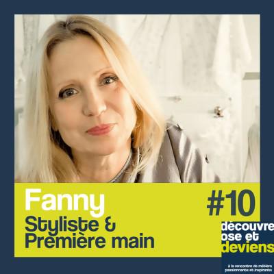 #10-Fanny-Styliste et première main Haute Couture cover