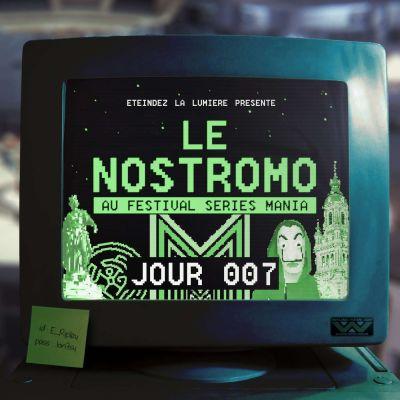 image Le Nostromo - Séries Mania - Jour 7 - Trois programmes courts et Ad Vitam.