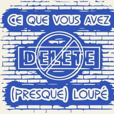 BONUS : CE QUE VOUS AVEZ (PRESQUE) LOUPÉ #1 cover