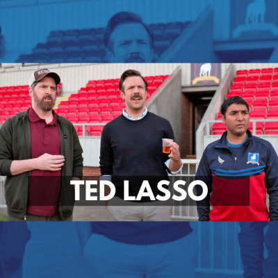 Ted Lasso cover