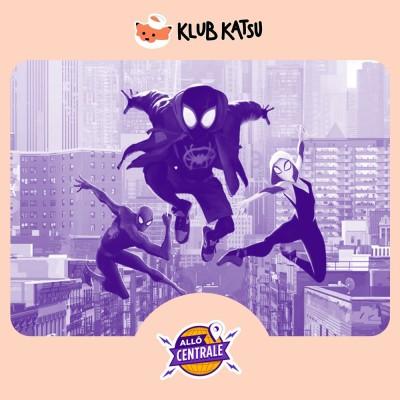 Allô Centrale #93 - Spiderman, le film qui prend une autre dimension cover