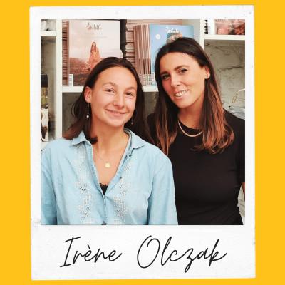 #29 | Accepter de ne pas tout contrôler - Irène Olczak (fondatrice de Paulette) cover