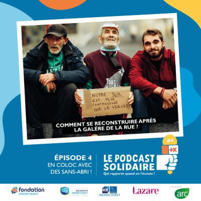 #4 : En coloc avec des sans-abris avec Solidarité Grand Ouest cover