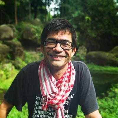 Laurent parle de l'effondrement du tourisme au Cambodge - 30 09 2021 - StereoChic Radio cover