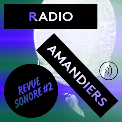 RADIO AMANDIERS #2 - GUILLAUME AUBRY cover