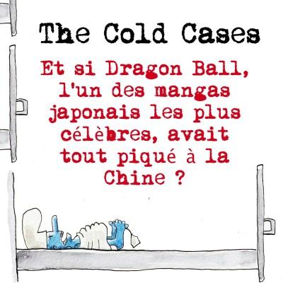 Et si Dragon Ball, l'un des mangas japonais les plus célèbres, avait tout piqué à la Chine ? cover