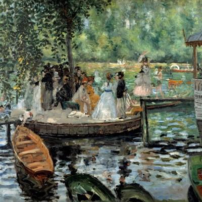 Episode 8 - Renoir et Monet à Croissy cover