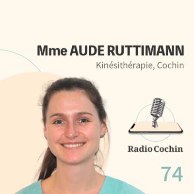 #74 Mme RUTTIMANN - Cas clinique Covid : Patiente de 60 ans avec myopathie de réanimation [kiné]
