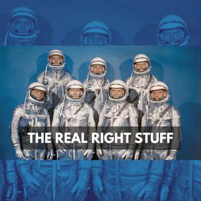 The Real Right Stuff cover
