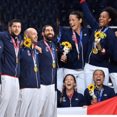 Jeux Olympiques 2020 - Le handball à la folie cover