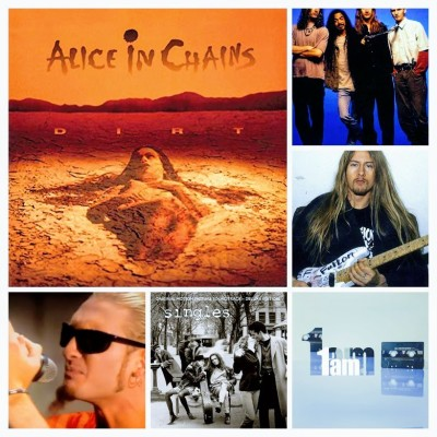 image Alice in Chains - Dirt ft. Meza