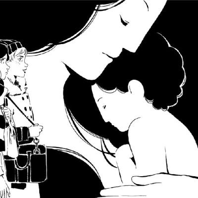 [replay] Marietta Ren, autrice illustratrice animatrice à la vocation précoce cover
