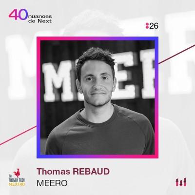 :26 Part 1 - Thomas Rebaud - Meero : Game changer d'un marché de 80 milliards cover