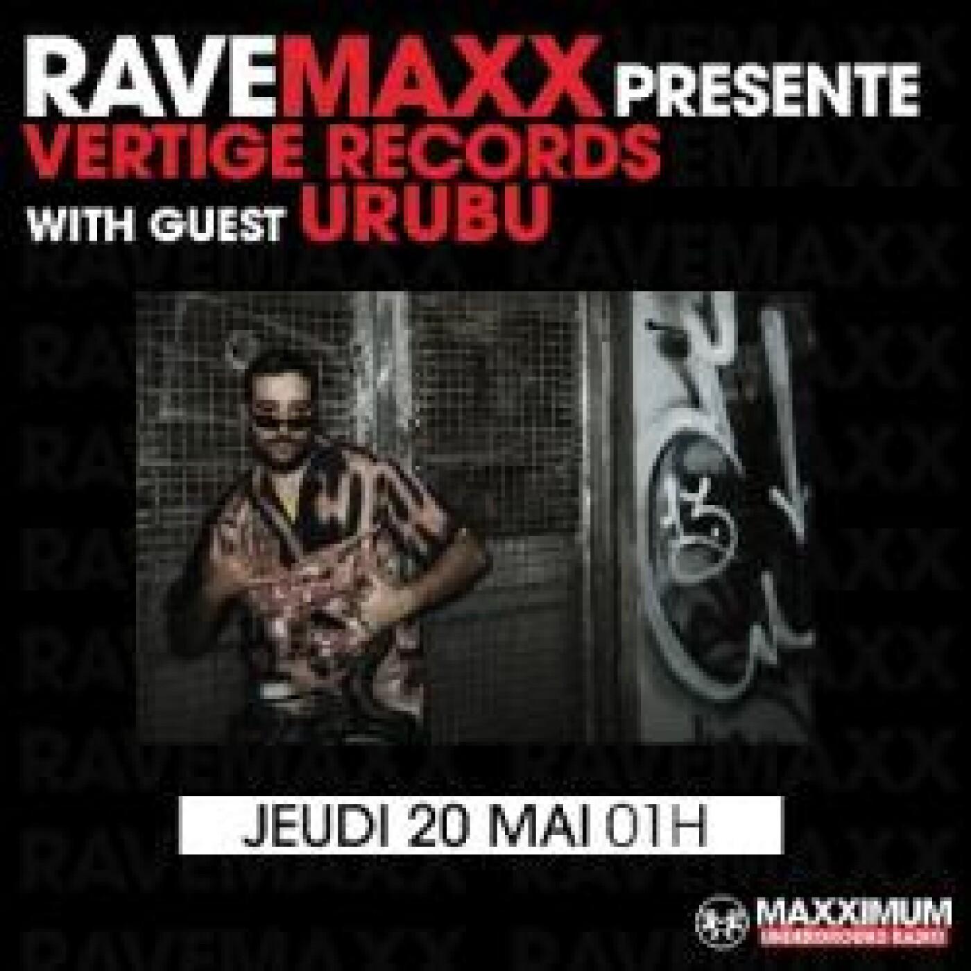 RAVEMAXX : URUBU