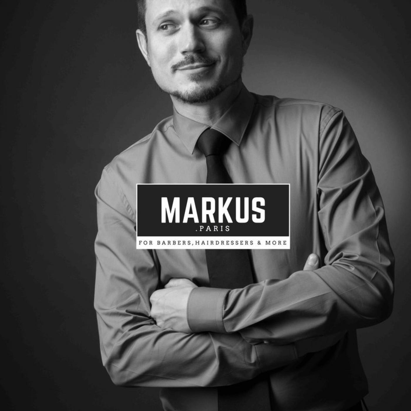 """Rod, gérant """"Markus Paris"""",1er espace fr co-working pour coiffeurs et barbiers - Mardi 8 décembre 2020"""