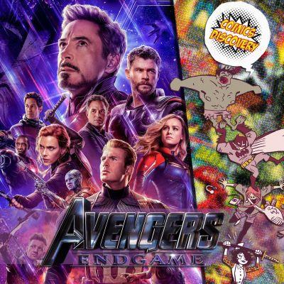 image ComicsDiscovery S03Bonus Avengers Endgame