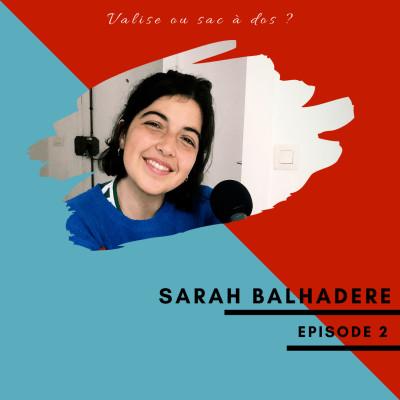 #2 Sarah Balhadère - Argentine et Chili cover