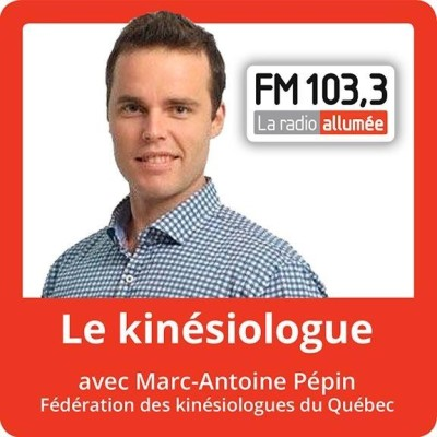 Image of the show Le Kinésiologue du FM 103,3