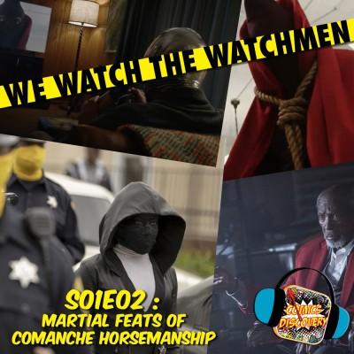 image We Watch The Watchmen 02 : Martial Feats of Comanche Horsemanship