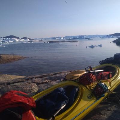 [Extrait] Marie au milieu des glaçons- Quel parcours pour ce périple en kayak ? cover