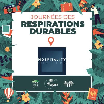 Hors-série 1 - Les Respirations Durables avec Sabri Trabelsi cover