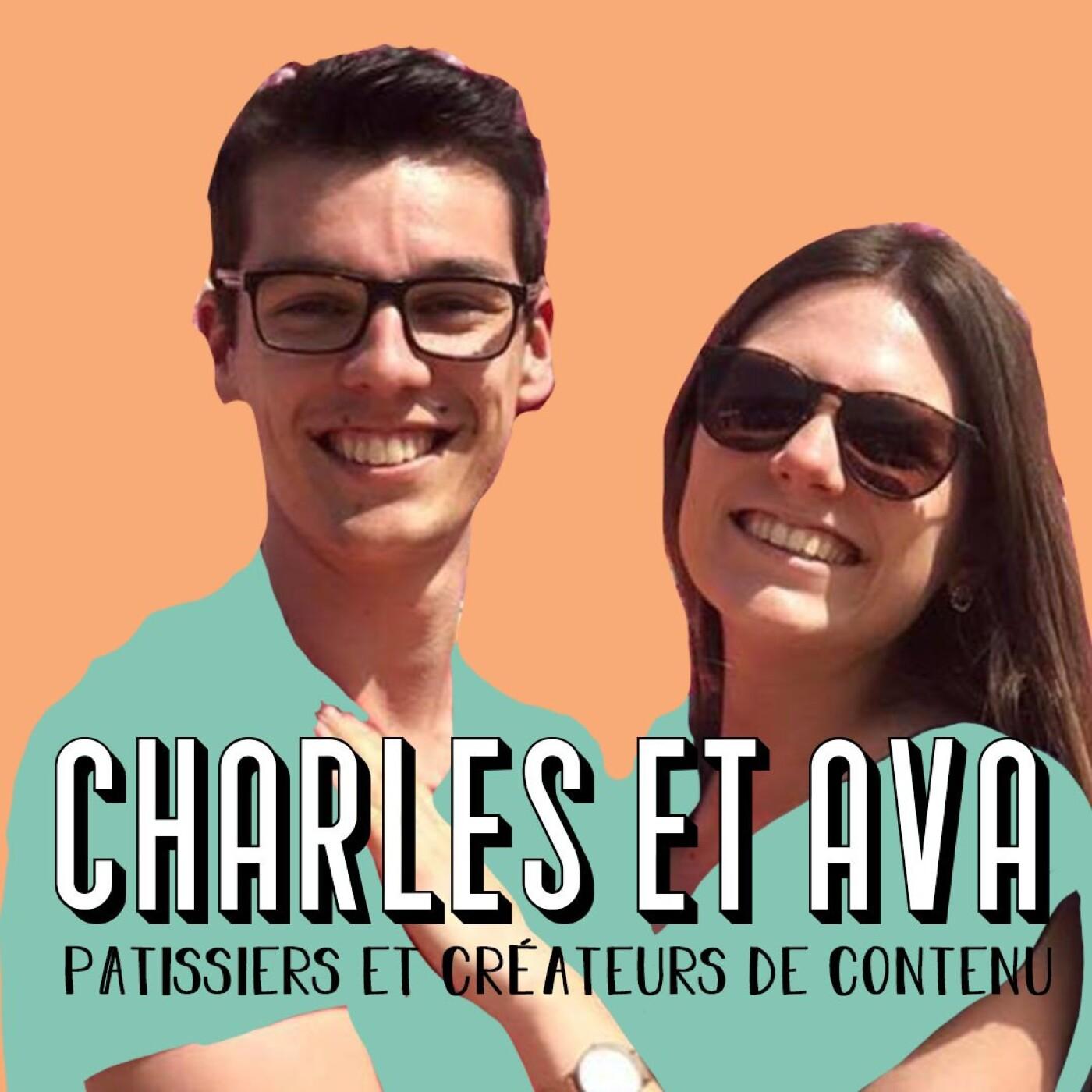 Charles et Ava - Plaquer médecine pour vivre de la pâtisserie