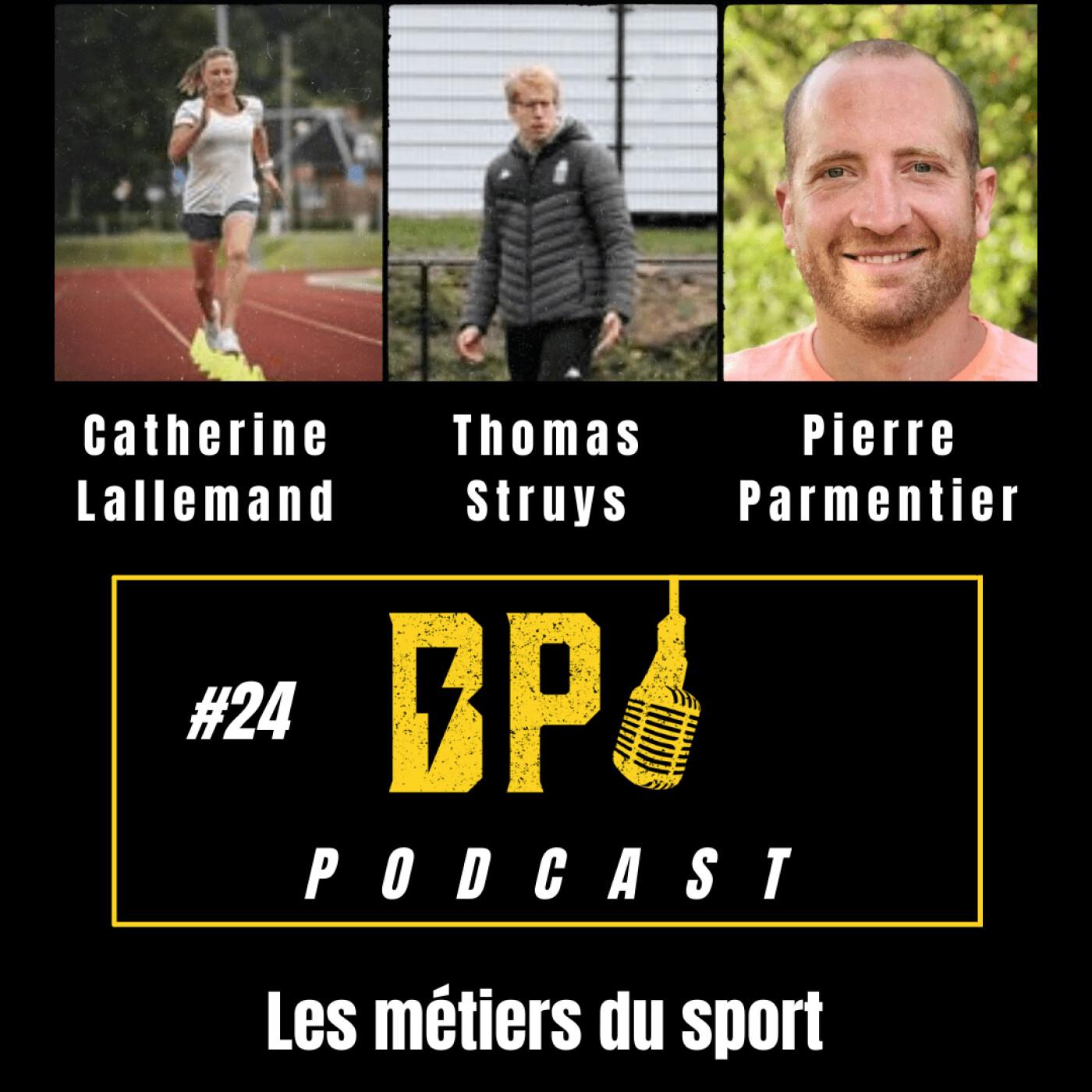 BP 24 : Les métiers du sport