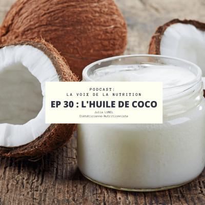 L'huile de Coco cover