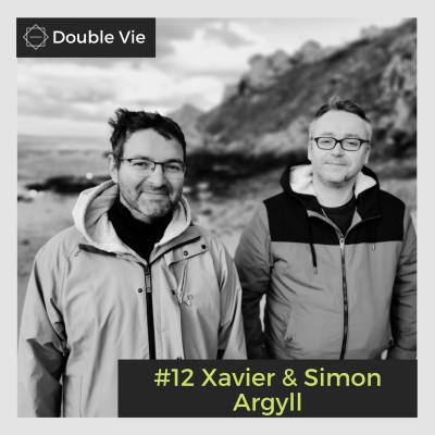 S01e12 — Xavier Dollo & Simon Pinel – Argyll Éditions cover