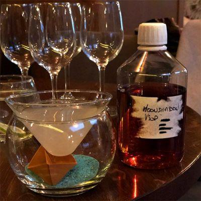 image Infosbar Inside #05- Comment j'ai découvert des infos secrètes sur le nouveau cognac Moonshadow