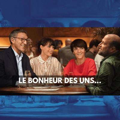 Le Bonheur des uns... cover