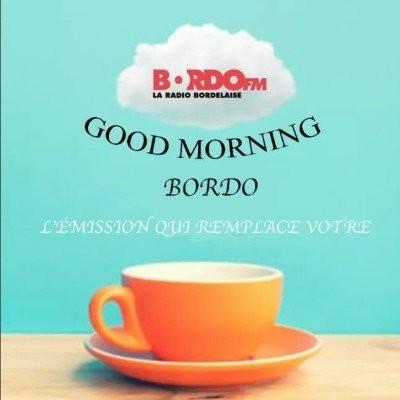 Good Morning BORDO du 7 mai 2021 cover
