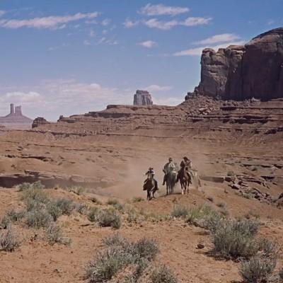 image Les Aventuriers des Salles Obscures : Voyage au pays du western