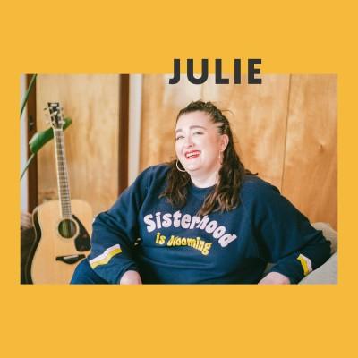 47• Julie cover