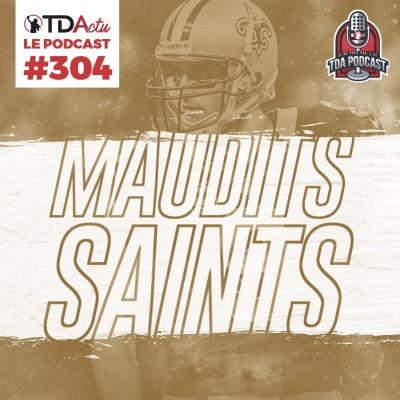 image TDA Podcast n°304 - Débrief S2 : Saints maudits et acier fondu