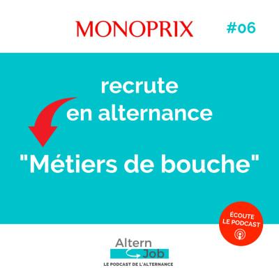 Jérôme Levillain, MONOPRIX - Ep06 cover