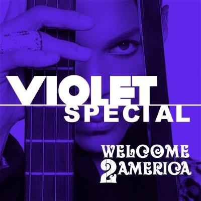 Welcome 2 America - Le Monde selon Prince cover