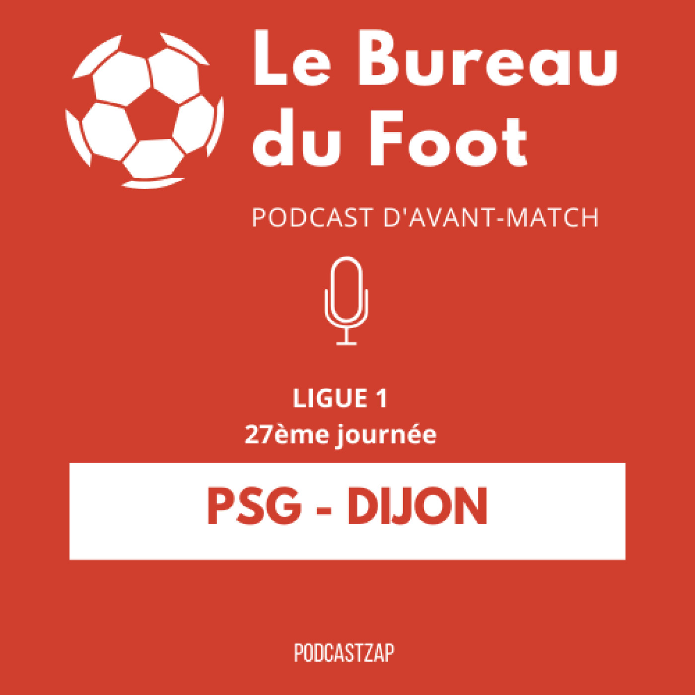 S1E12 - Ligue 1 - Journée 27 - PSG-Dijon