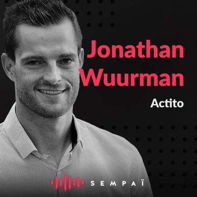 Actito avec Jonathan Wuurman cover
