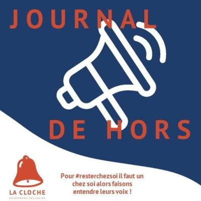 "Journal De Hors - ""Merci"" d'Anarko System cover"