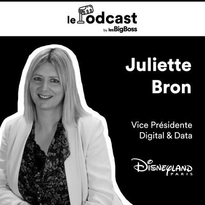 """La """"simplicité"""", avec Juliette Bron, VP Digital et Data à Disneyland cover"""