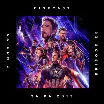 image S02E28 - Avengers : Endgame, 90's & At Eternity's Gate