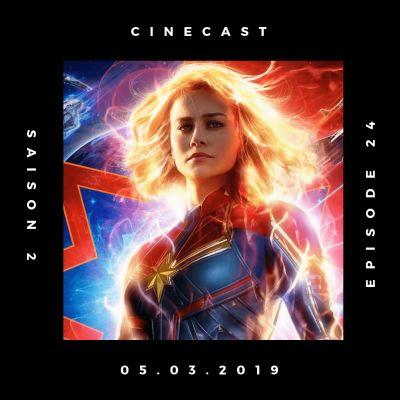 image S02E24 - Captain Marvel, Une Femme d'Exception & Le Mystère Henri Pick