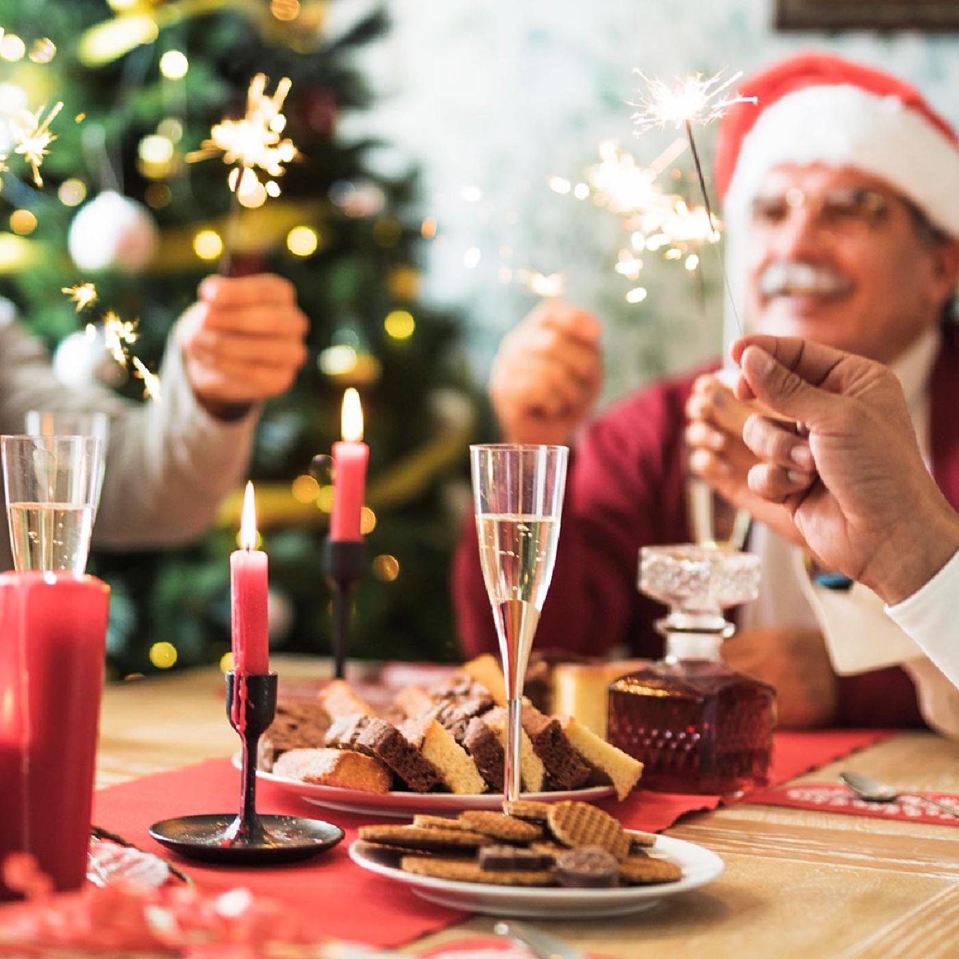 Top 5 des phrases qu'on entend à table à Noël