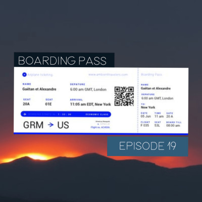 Boarding Pass 019 ✈️ Max Richter et ses concerts Sleep cover