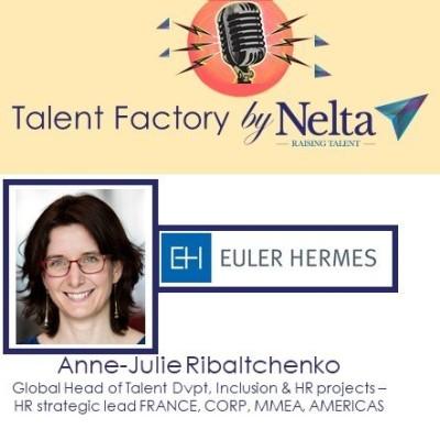 E17 - Talent Factory by Nelta - Anne-Julie Ribaltchenko - Euler Hermes cover