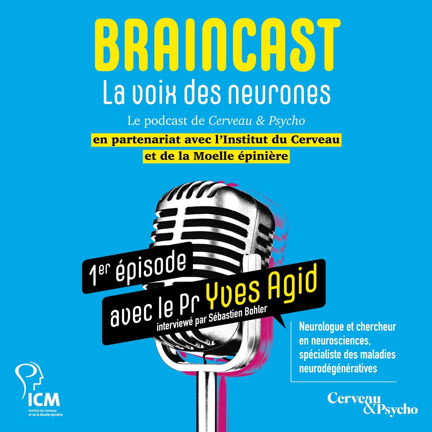 Yves Agid : « Comprendre comment le cerveau fabrique la pensée »